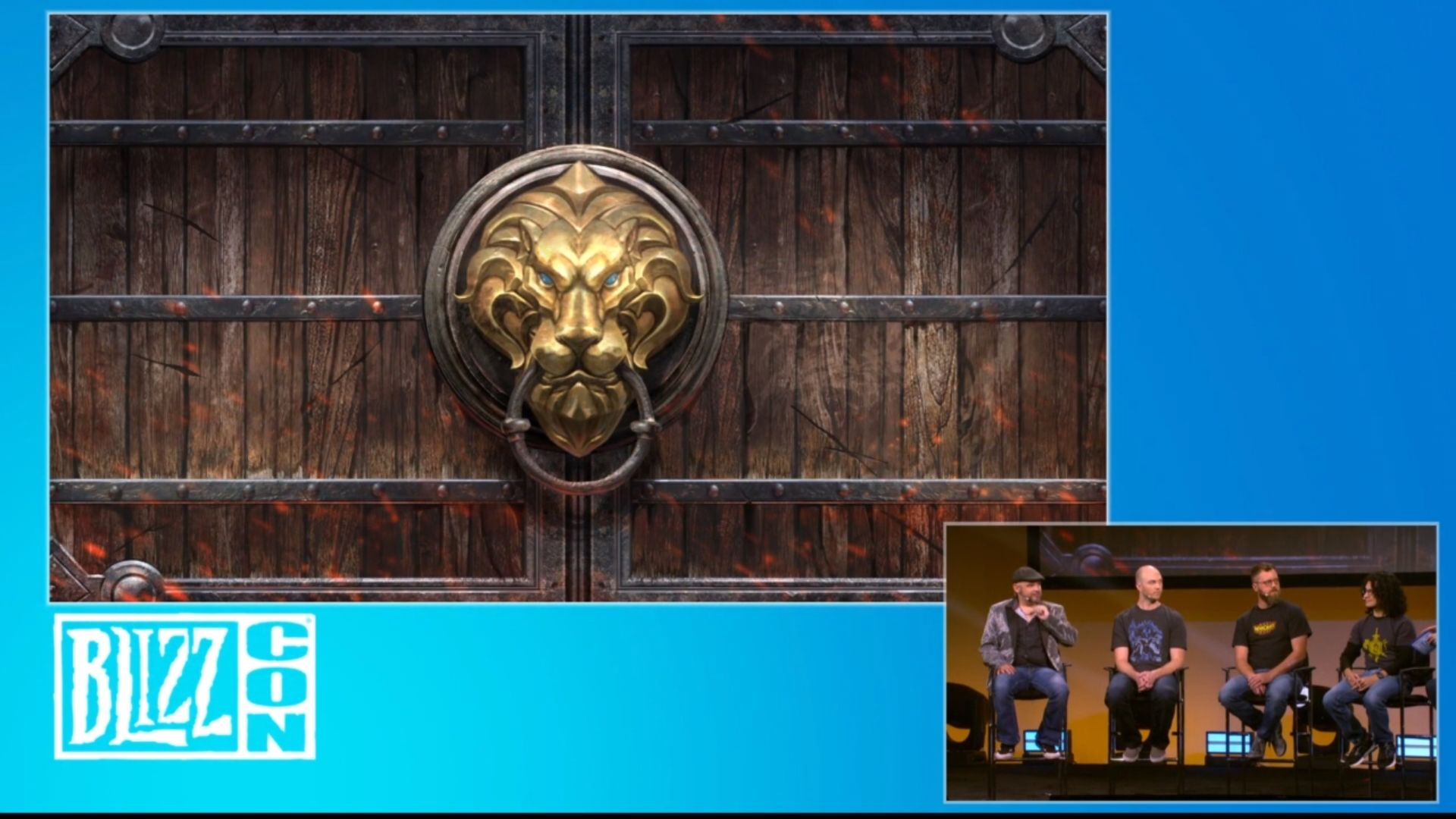 BlizzCon 2019 : Conférence Warcraft III : Reforged