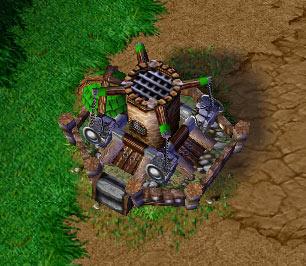 Screenshot du Bestiary vu de haut