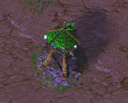 Screenshot du Watch Tower vu de haut