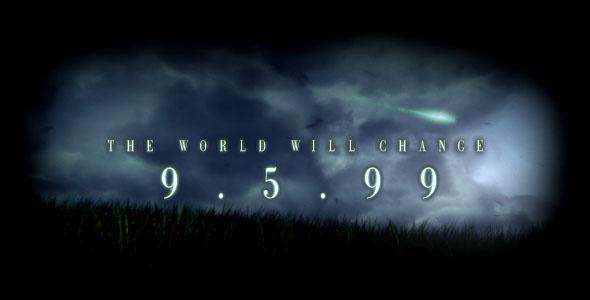 Page de Blizzard quelques jours avant l'annonce de Warcraft III (2/3).