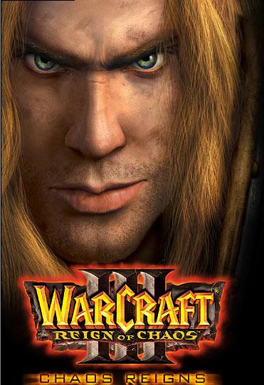 Image de la page d'accueil du site de Blizzard (juin 2002).