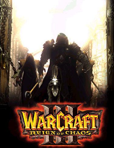 Image de la page d'accueil du site de Blizzard (septembre 2002).