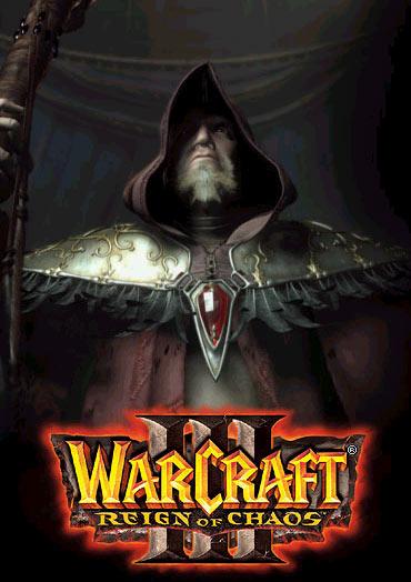 Image de la page d'accueil du site de Blizzard (novembre 2002).