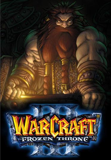 Image de la page d'accueil de Blizzard (septembre 2004).