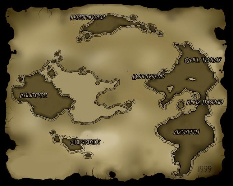 Image réalisée par Blizzard.