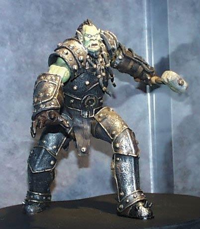 Figurine présentée à l'E3 2000 (jamais commercialisée).