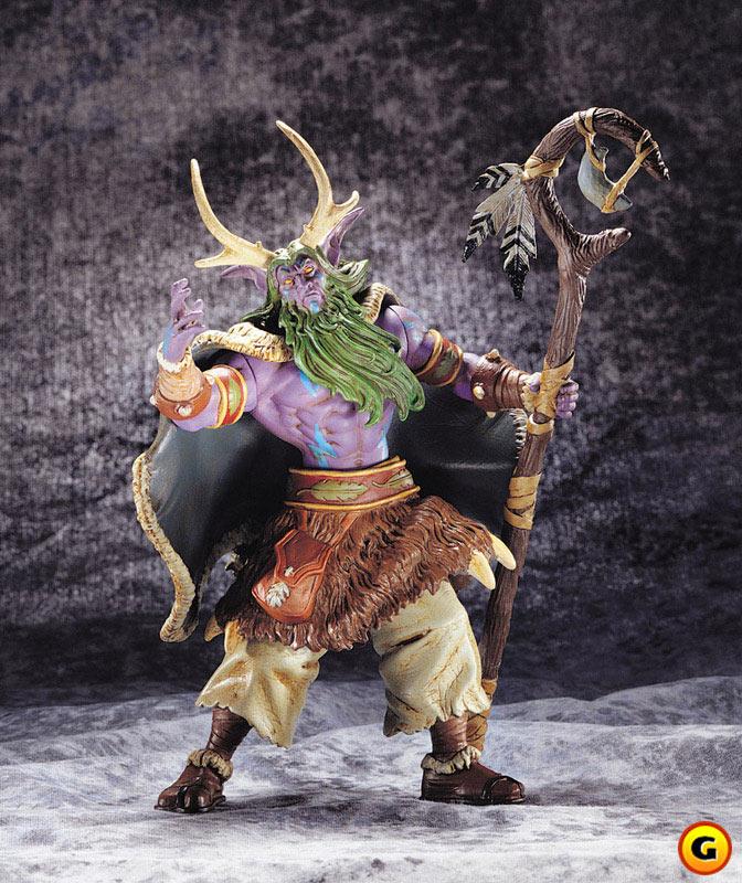 Figurine de Furion Stormrage, sortie en 2002.