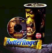 CD de démo de War3 distribué dans les cinémas AMC à la fin de l'année 2002