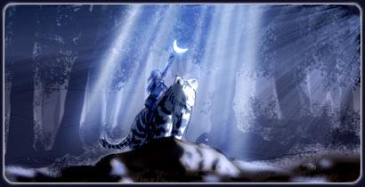 Image préparatoire du film The Sentinels, par Drizzt Do'Urden.